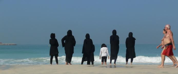 Marina Beach, Dubai