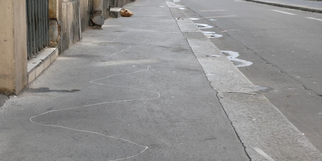 Silver lining - Paris.