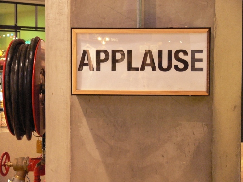 Applause - Melbourne, VIC