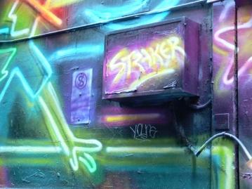 Lane ways - Melbourne, VIC