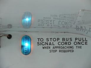 Bus stop - Sydney, NSW
