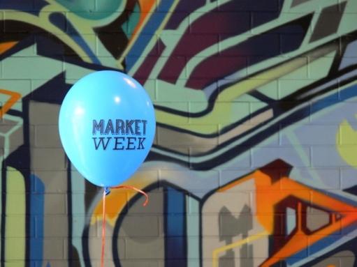 Market Week - Adelaide, Australien