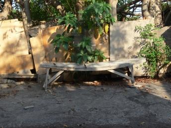 Bench - Bali, Indonesia