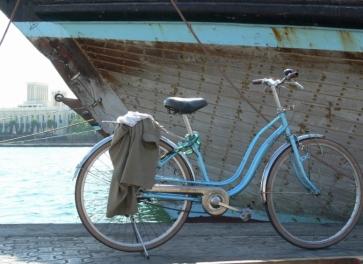 Bike - Old Dubai, UAE