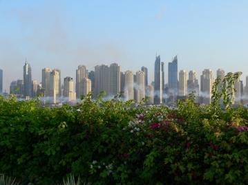 Playing Sheik - Dubai, UAE
