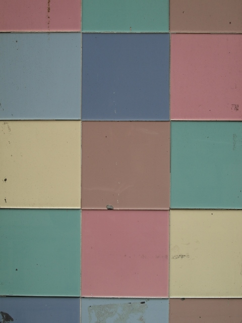 Pastry tiles - Paris, France