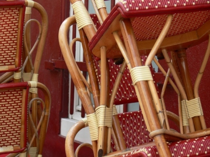 Chairs - Paris, France