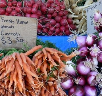 Vegetables 2 - Hobart, Tasmania