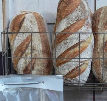 Bread loaves - Hobart, Tasmania